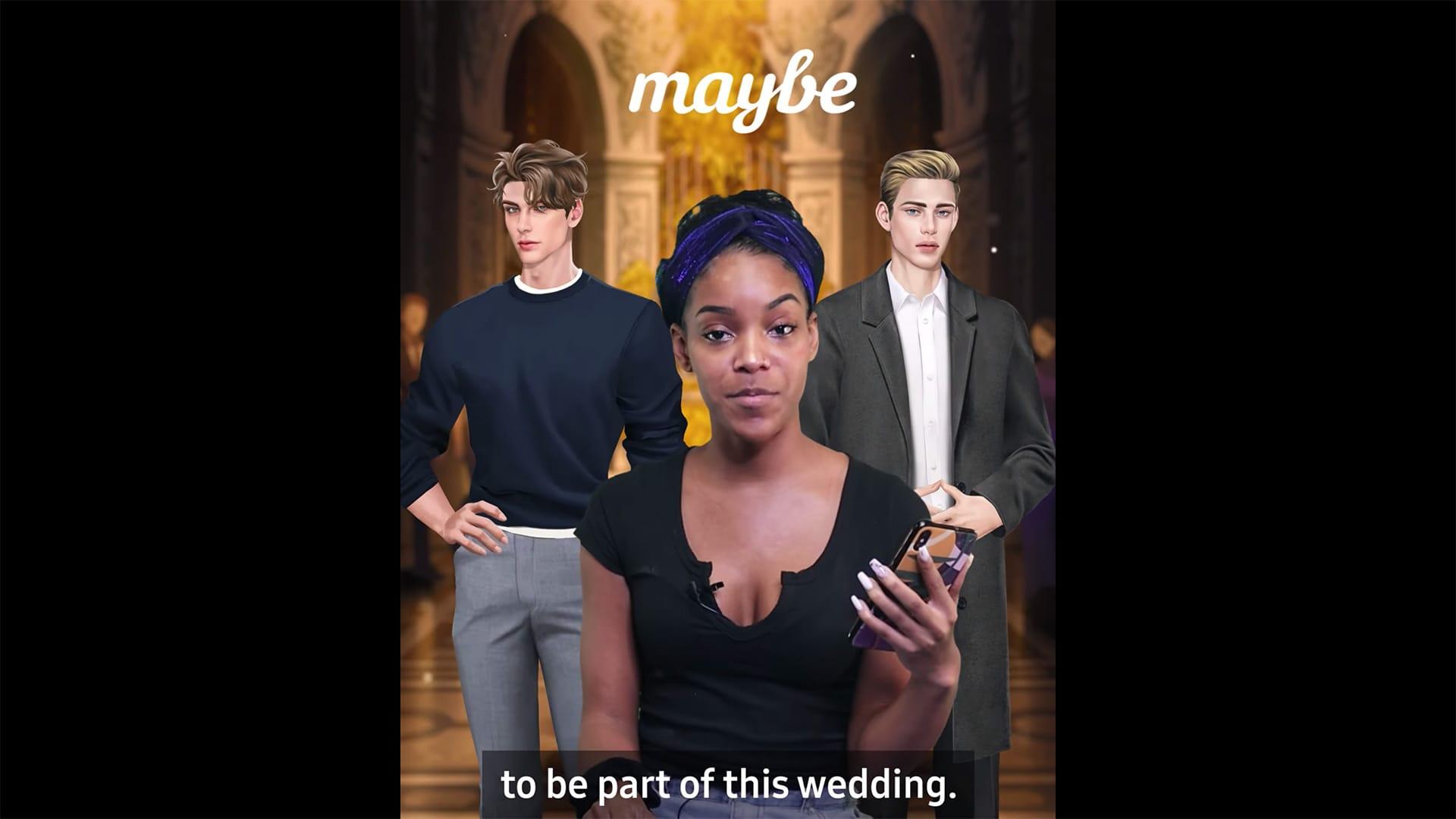 Jada - Maybe Interactive Stories