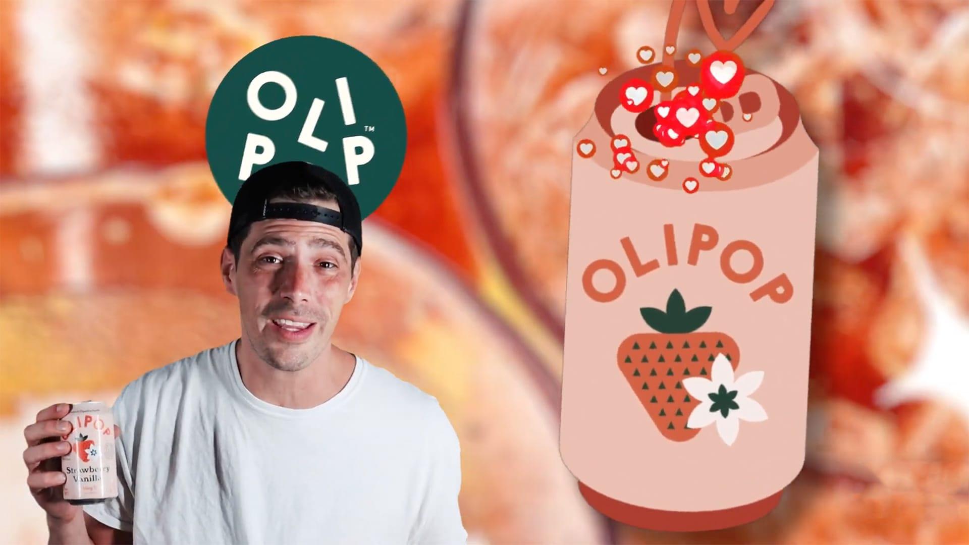 Kincaid for Olipop